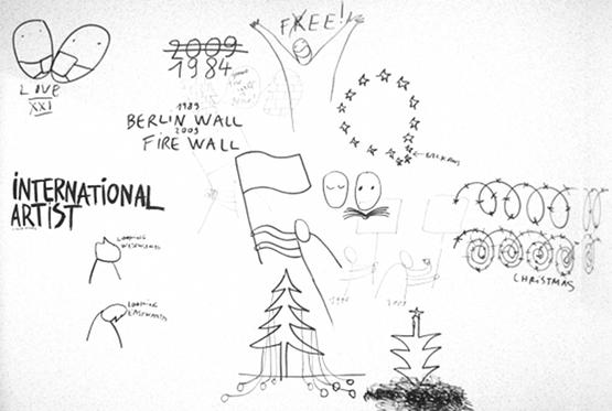 Изложба на Дан Пержовски в галерия ИСИ