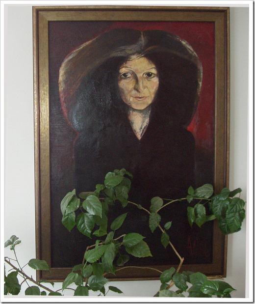 Портрет на Диана Попова от Андревй Даниел